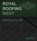 Royal Roofing West